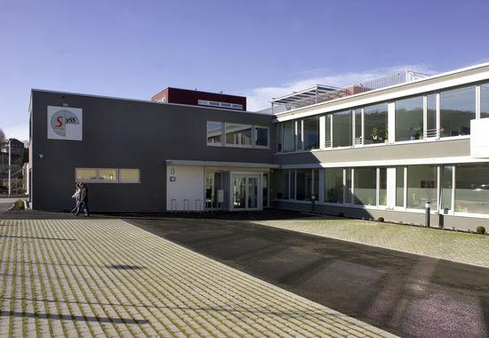 Fotografie Verwaltungsgebäude Tübingen
