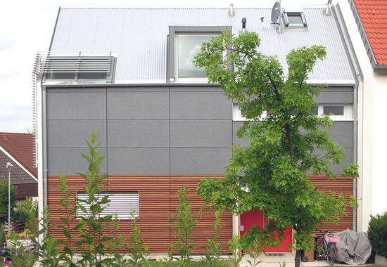 Fotografie Doppelhaushälfte Nellingen
