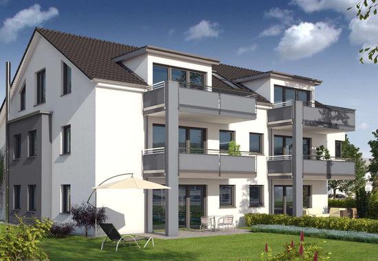 Fotografie Mehrfamilienwohnhaus Sindelfingen