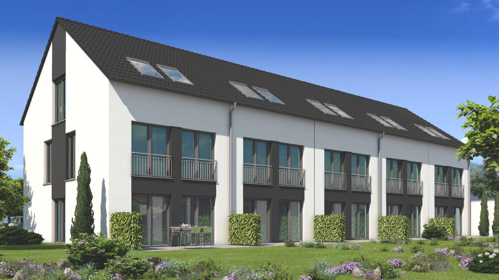Architekt Sindelfingen mehrfamilienwohnhaus sindelfingen 2017 18 hettich architekten