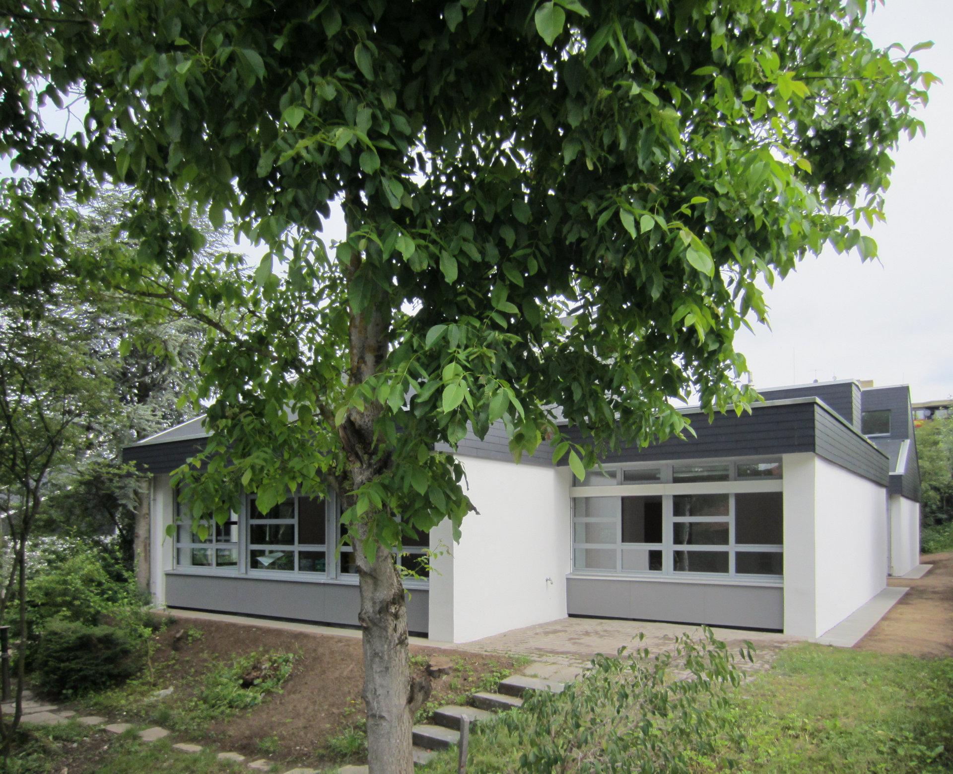 Architekt Sindelfingen sanierung kindergarten stelle roter berg 2012 hettich architekten